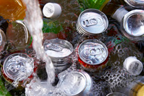缶ビール(350ml缶) 【262円(税込)】